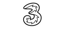 Homepage - Three Logo